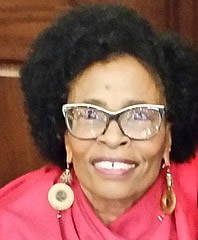 Dr. Charlotte Forté-Parnell