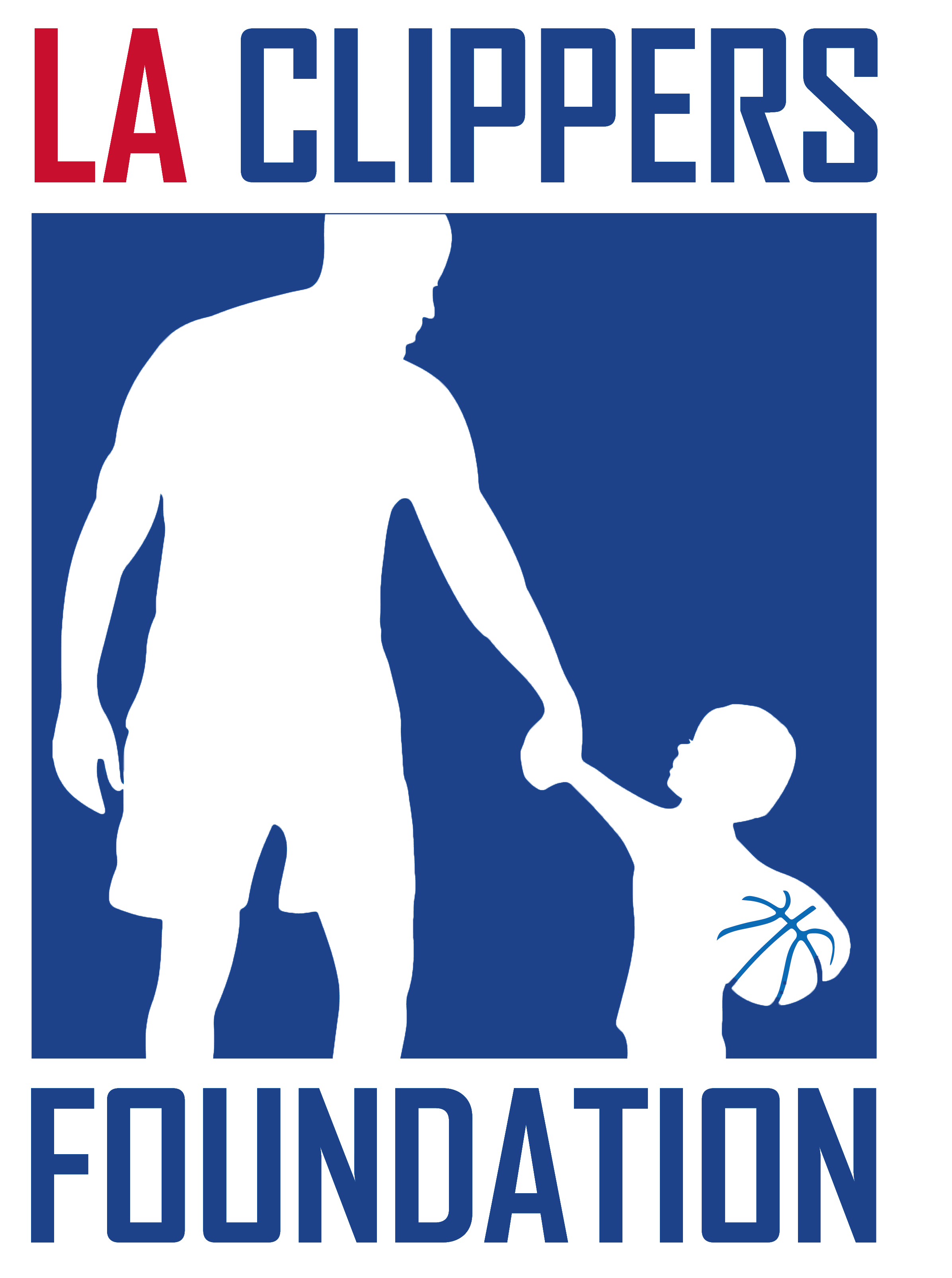 Clippers Foundation Logo